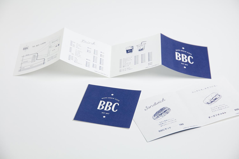 BBC 販売促進ツールデザイン